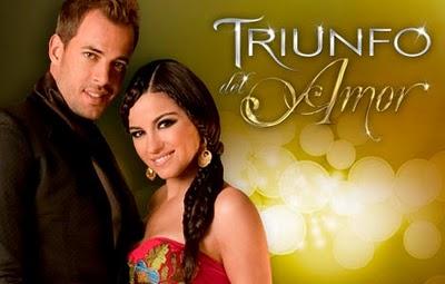 Triunfo SBT pode ter comprado direitos da mexicana Triunfo Del Amor, com Maitê Perroni