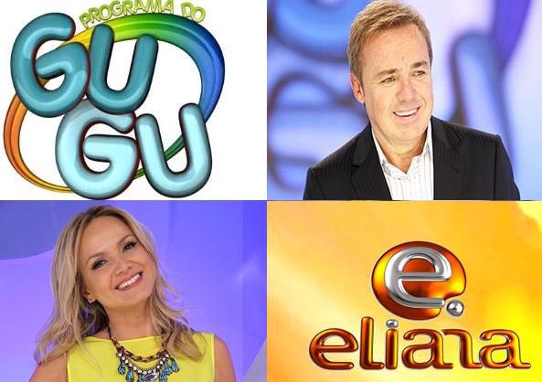 Gugu e Eliana
