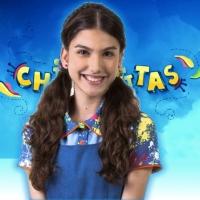 """Primeiro beijo de Mili já foi gravado por Giovanna Grigio em """"Chiquititas"""""""