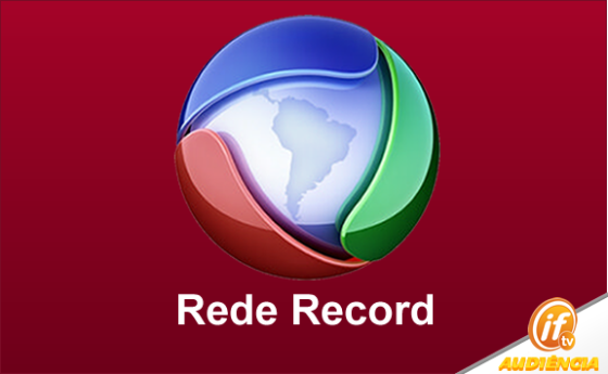 Rede Record 2015 IFTV 2014